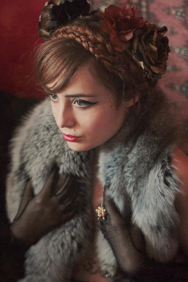 Miss Pandora (Louise Ebel) Par Pauline Franque