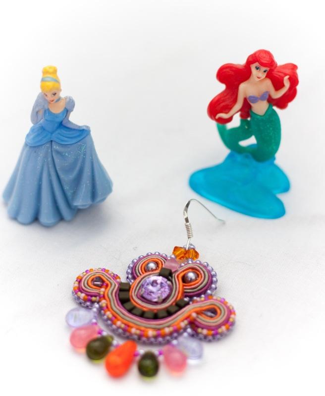 Superbe mise en scène illustrant le côté bijou de Princesse