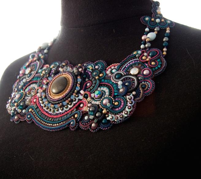 dissident sheep bijoux brodés haute couture Commande personnelle Galaxy Aline1 (1 sur 1)